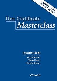 First Certificate Masterclass 2004 Teacher Book