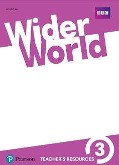 Wider World 3 Teacher Resource Book