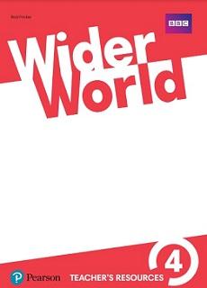 Wider World 4 Teacher Resource Book