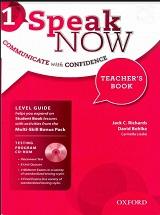 Speak Now 1 Teacher Book