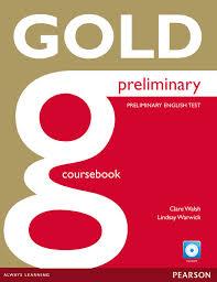 Gold Preliminary Coursebook