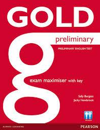 Gold Preliminary WorkBook Exam Maximiser